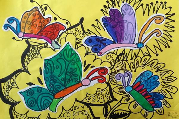 儿童绘画创意画要注意哪些问题?